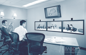 Video Conferencing in Operation